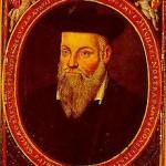 Nostradamus portrait by his son Cesar