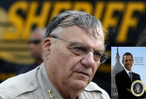 Sheriff Joe Arpaio VS Barack Obama