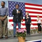 Obama -  flag