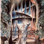 dante-and-virgil-at-the-gates-of-hell by William Blake PUBLIC DOMAIN