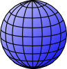 Blue Globe