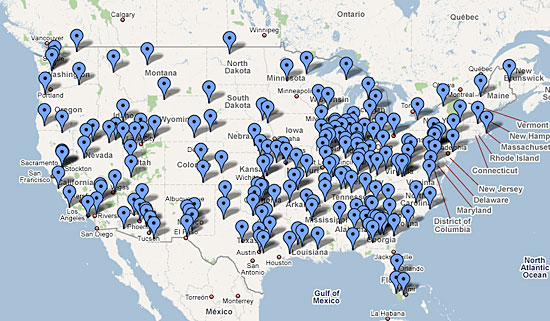 The NEW Hollow Earth Insider Search Results FEMA Camps - Fema camps in the us map