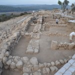 Photo credit Khirbet Qeiyafa Archaeological Project