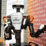 Researchers are developing the first humanoid robot capable of working shoulder to shoulder with people. SOURCE Image courtesy of Elhuyar Fundazioa