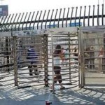 Tijuana Pedestrian border crossing. SOURCE Wikipedia  Public Domain