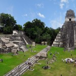 Tikal_mayan_ruins_2009 SOURCE Wikimedia Public Domain