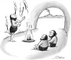 caveman_cartoon CREDIT Public Domain