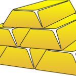 stack_of_gold_bars SOURCE Public Domain