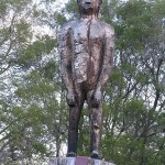450px-Yowie-statue-Kilcoy-Queensland SOURCE Wikipedia Public Domain