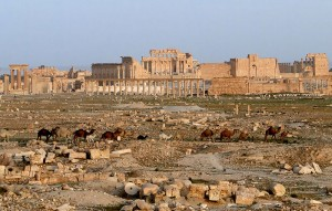 Palmyra SOURCE Wikipedia Public Domain