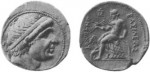 Ancient Greek Coins SOURCE Wikipedia Public Domain