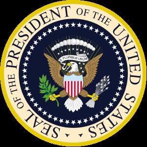 Presidential Seal SOURCE Wikipedia Public Domain.
