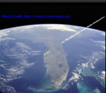 Florida from space SOURCE NASA Public Domain