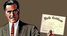 Romney-Birth-Certificate_Cropped SOURCE Godfathers Politics