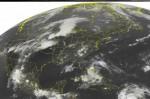 This NOAA satellite image taken Saturday, Aug. 04, 2012 at 01 45 AM EDT