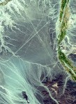 nazca lines CREDIT NASA Source Wikipedia Commons