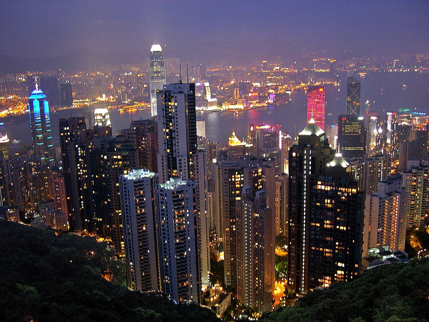 Hong Kong CREDIT CIA World Factbook SOURCE imagespublicdomain. wordpress