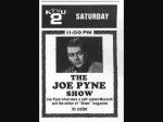 Joe Pyne Show SOURCE Google Images