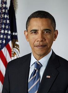 Official_portrait_of_Barack_Obama Public Domain
