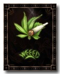 Weed CREDIT Public Domain