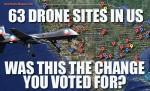63 drone sites