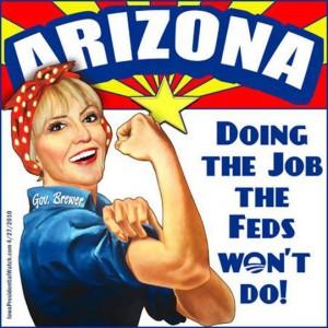 Arizona...doing the Job