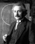 Einstein_1921_portrait2 CREDIT Ferdinand Schmuter Public Domain