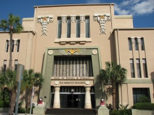 Mason Building, Jacksonville Florida Credit Dennis Crenshaw