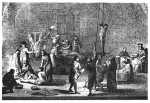Catholic foot orgy - 3 part 8