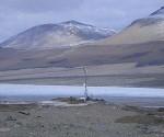 Lake Vida - one of the most remote lakes of Antarctica. Credit  NASA Ames Chris McKay