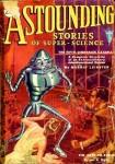 Robot Astounding Stories #21 SOURCE Google Images (Public Domain)