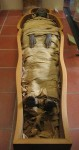 Mummy in Vatican Museums CREDIT Sherurcij at en.wikipedia Public Domain