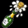 popping-champagne-bottle SOURCE clker.com Public Domain