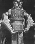 Mechanical Man Film, 1921 CREDIT Andre Deed Milano Films Public Domain