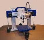 ORDbot Quantum 3D Printer. CREDIT Bart Dring SOURCE Wikipedia Public Domain