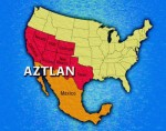 Aztlan_Map SOURCE World News Daily