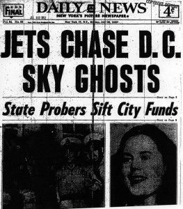 Front page of The Washington Daily News, July 28, 1952  (The Washington Daily News)