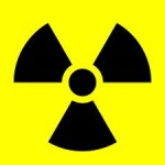 Radiation warning Source Wikipedia Public Domain