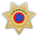 sheriff-star SOURCE clker.com Public Domain