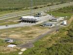 Checkpoint north of Larado Texas SOURCE Tucson Citizen Fair use