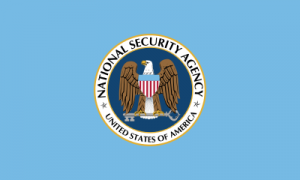 Flag_of_the_United_States_National_Security_Agency. CREDIT Fry1989 SOURCE Wikipedia Public Domain