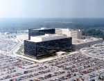 National_Security_Agency_headquarters,_Fort_Meade,_Maryland SOURCE Wikipedia Commons Public Domain