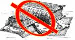 old_books (NO) SOURCE clipartpal.com Public Domain