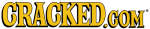 Cracked.com_logo. CREDIT Cracked.com SOURCE Wikipedia Commons Public Domain