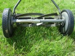 Lawnmower - American_brand_reel_lawnmower-SOURCE photos-public-domain.com Public Domain