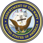 US-DeptOfNavy-Seal. SOURCE Wikipedia Commons Public Domain