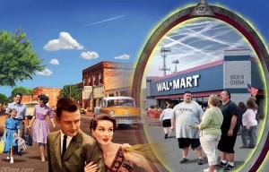dd395-Wal-Mart 50s-site David Dees