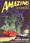 Amazing Stories, June 1947, Volume 21, Number 6 SOURCE Wikipedia Commons Public Domain