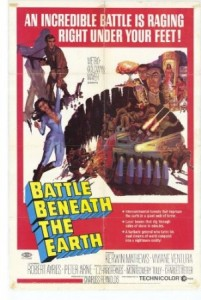 Battle Beneath the Earth. SOURCE Amazoncom