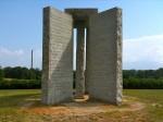 Georgia_guidestones CREDIT AmpCoder SOURCE Wikipedia Commons Public Domain